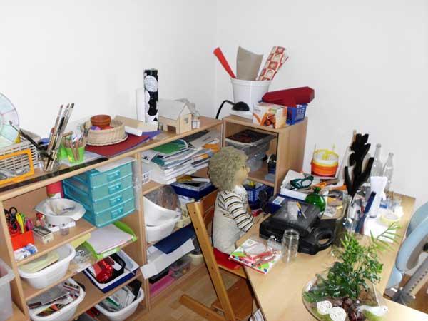 Kinder- und Jügendbüro / Werkraum